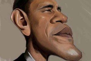 mimic obama